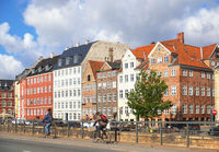 Gammel strand in Copenhagen