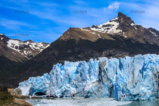 El Calafate, Argentina. View to Perito Moreno Iceberg