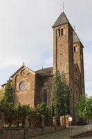Kirche von Ernst, Deutschland, Europa