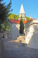 Jakobskirche in Opatija, Kroatien