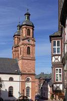 Miltenberg Kirche Marktplatz