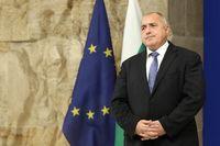 Prime Minister of Bulgaria Boyko Borissov