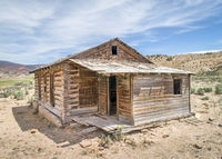 old school house in western Colorado