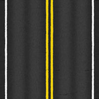 typical asphalt road texture seamless