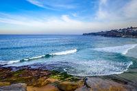 Bronte and Tamarama Beaches, Sidney, Australia