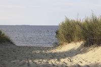 Fussweg zum Strand