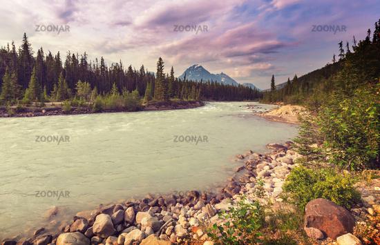 River in Canada