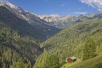 Soierngruppe im Karwendel
