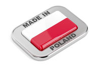 Made in Poland badge
