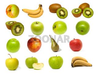 Green apple dew drops