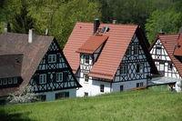 Häuser in Sasbachwalden