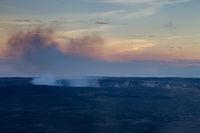 Halemaumau Krater auf dem Kilauea