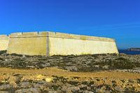 Festung Fortaleza de Sagres, Ponta de Sagres, Sagres, Algarve, Portugal