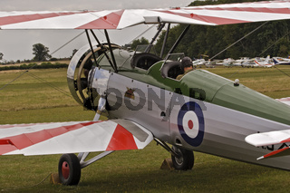 UK Shuttleworth Collection Avro Tutor