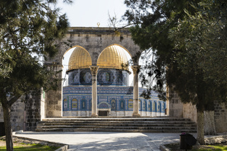 Felsendom, Jerusalem, Israel, Dom of the Rock, Jerusalem, Israel