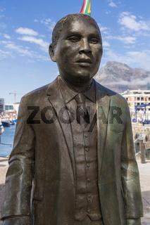 Albert John Luthuli, Bronzestatue
