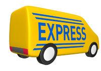 Lieferwagen express