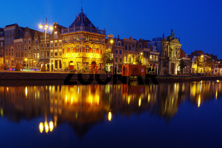 Haarlem at Night