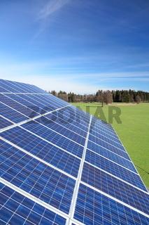 Solarstrom regenerativ erzeugen