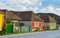 Transylvania village, Romania