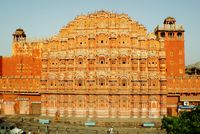 Hawa Mahal, The Palace of the Winds, Jaipur, India