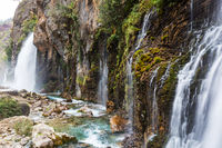 Waterfall in Turkey