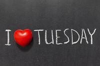 love Tuesday