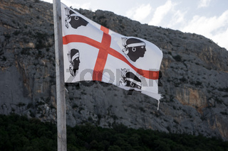 Sardische Flagge, Sardinien
