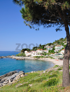 Urlaubsort Seccheto auf Elba