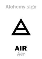Alchemy: AIR (Aer)