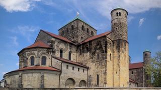 Hildesheim - St. Michaelis-Kirche, Deutschland