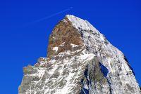 Flight over Matterhorn