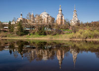 Borisoglebsky Monastery, Torzhok, Russia
