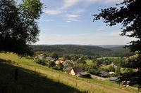 Erbach-Erbuch im Odenwald