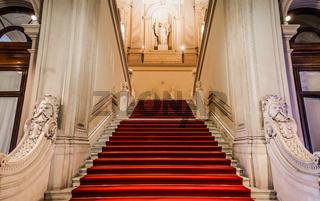 Luxury entrance