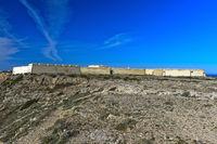 Festung Fortaleza de Sagres, Sagres, Algarve, Portugal