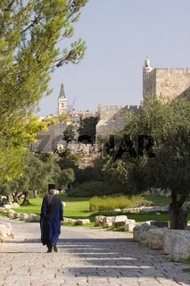 Spring in Jerusalem