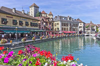 Annecy, Alps, France, Europe
