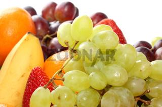 Frische Früchte.