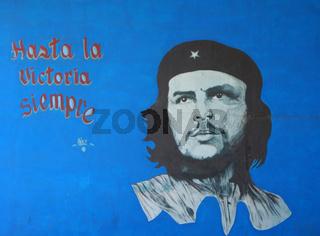 Che Guevara, Freiheitskämpfer