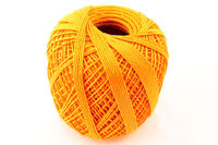 orange wool clew