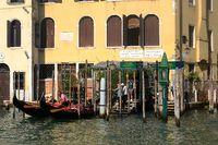 Venedig, Srvizio Gondole di S. Toma