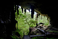 Niah Hoehlen, Sarawak, Borneo