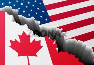Deep Crack Canada USA
