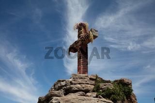 Cruz Condor in Peru
