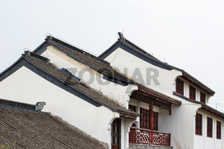 Chinese traditional buildings, anhui style