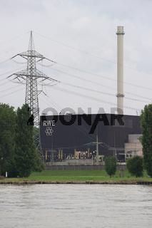 Kernkraftwerk Biblis der RWE AG