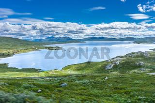 Landschaft in Jotunheimen-5