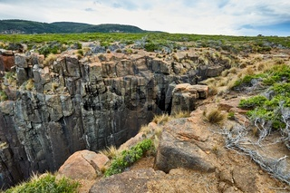 Landscape in Tasmania