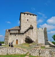 Vrsac town fortress